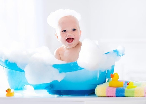 higiene bebe para