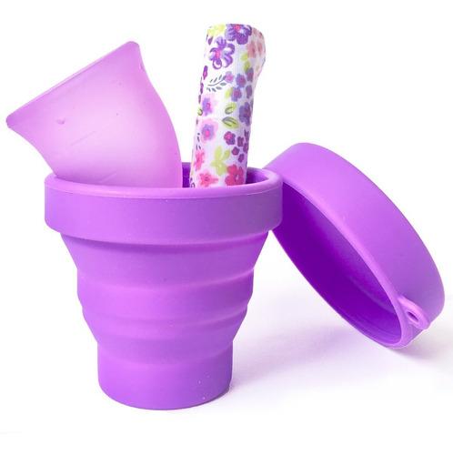 higiene femenina copa menstrual