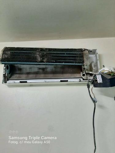 higienizaçao e iinstalaçao de ar condicionados(split/gaveta)