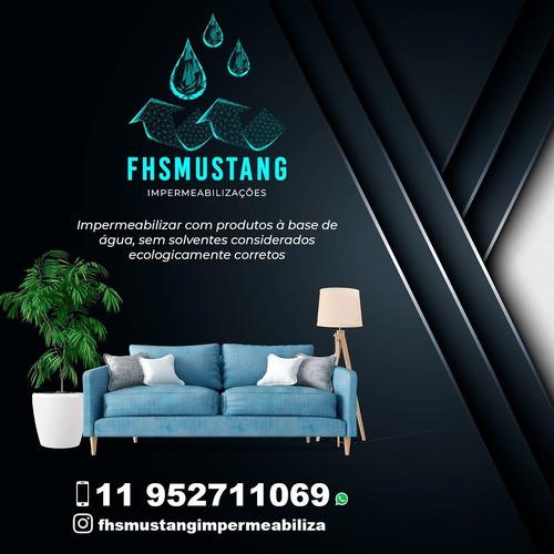higienização e impermeabilização de estofados - fhsmustang