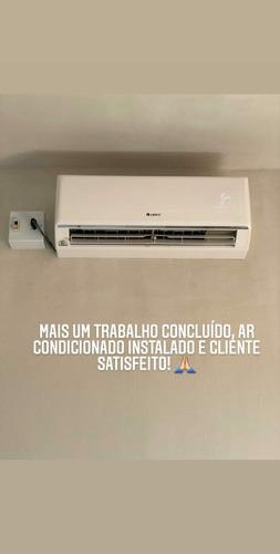 higienização, instalação e manutenção de ar-condicionado