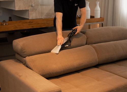 higienização sofás, colchoes, tapetes e estofados