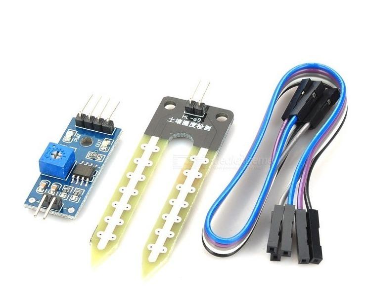 Higrómetro Modulo Para Arduino Arduino