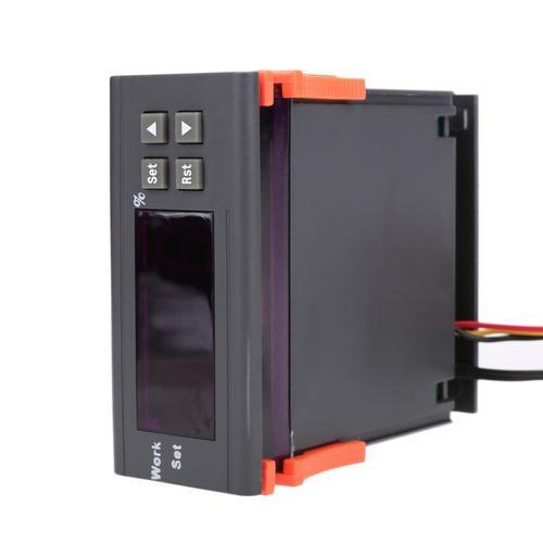 higrostato termostato wh8040 control humedad o temperatura