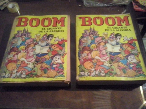 hijitus libro boom de la alegria ep anteojito larguirucho