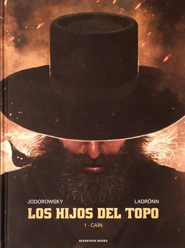 hijos del topo - alejandro jodorowsky - spaghetti western