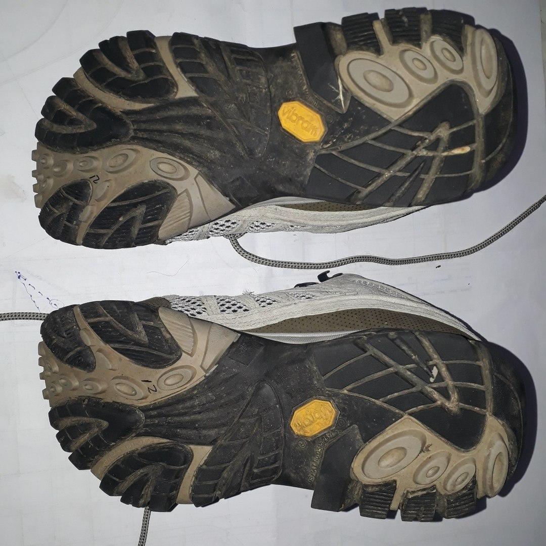 zapatos merrell para dama usato
