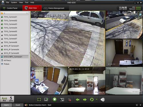 hikvision cctv, auditoria, consultoria, venta y reparación