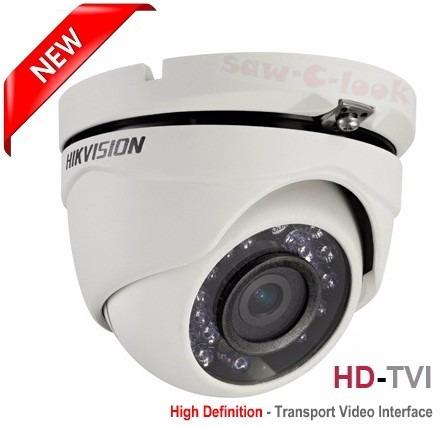 hikvision ds-2ce56d5t-irm - cámara cctv - cúpula