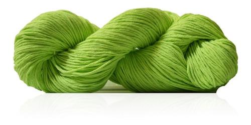 hilado algodón grueso nube x 1 kg. por color