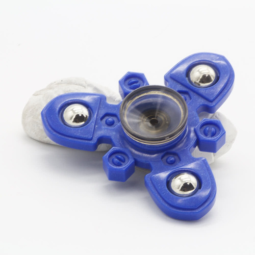 hilandero fidget mano tri juguete lucha contra - ansiedad az