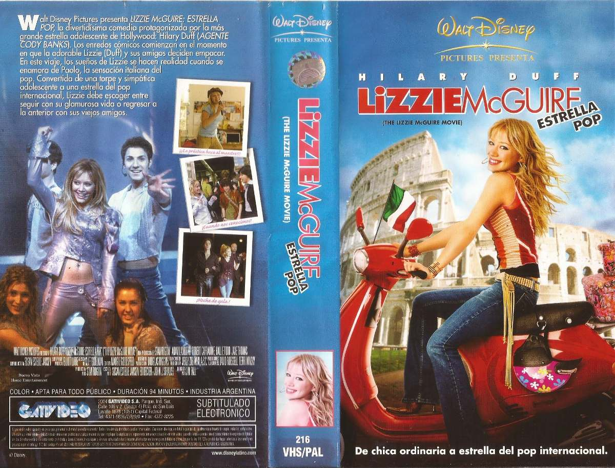 Lizzie mcguires estrellas en el desnudo