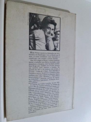 hilde - o brasil em charges 1950 - 1985