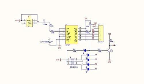 hiletgo mt8870 dtmf voz decodificador modulo modulo telefono