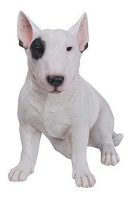 Hiline Regalo Ltd Bull Terrier Estatua