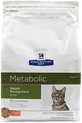 hill \ 's prescription diet feline metabolic advanced weigh