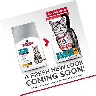 hill \ 's science diet indoor dry comida para gatos indoor