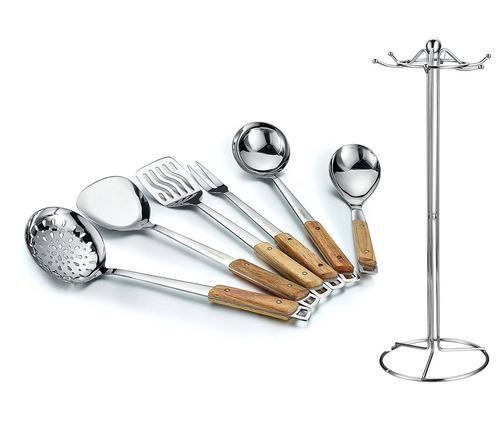 hillpow cocina premium de 6 piezas cocina de  + envio gratis