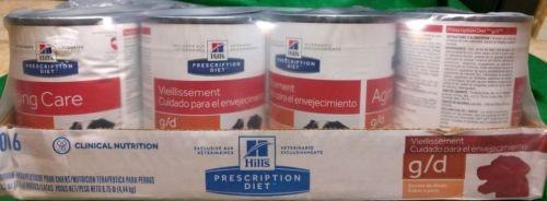 hills prescription diet g / d canine healthy aging care ali