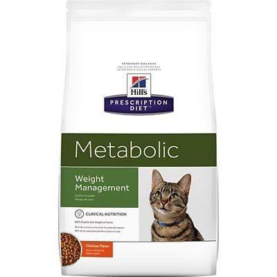 hill's prescription dieta metabólica control de peso sabor