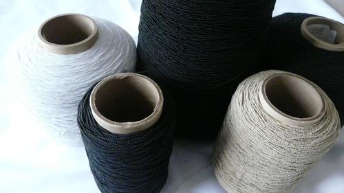 hilo caucho para carpetas