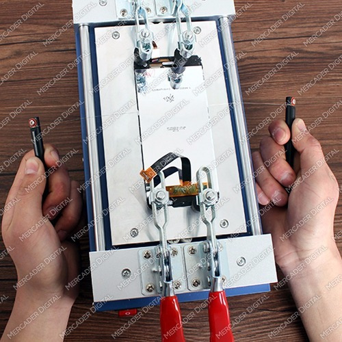 hilo de molibdeno separardor lcd cristal touch envío gratis