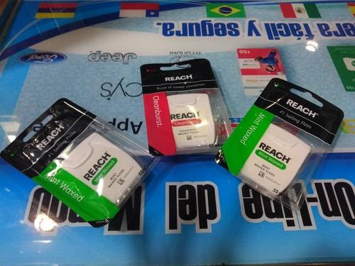 hilo dental pro salud johson & johson importado en oferta(2)