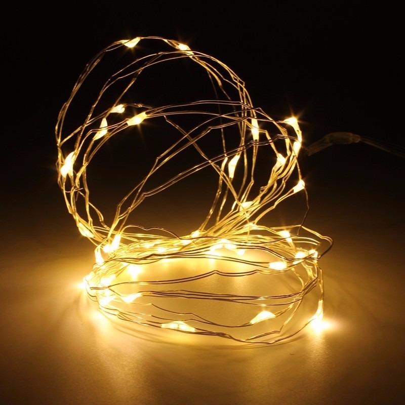 b67e1eb44b5 hilo luces led alambre moldeable 2mts pilas incluidas x10 u. Cargando zoom.