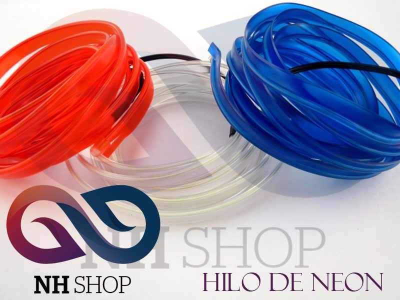 Hilo Neon Flexible El Wire Fluor Tunning Ultra Brillante Nh Cable Wiring on cable dimensions, cable plugs, cable design, national electrical code, power cord, distribution board, electric power transmission, cable switch, home wiring, cable harness, cable cable, ground and neutral, electrical engineering, junction box, extension cord, cable connections, cable antenna, cable socket, cable service, cable construction, cable parts, cable housing, cable ducts, three-phase electric power, cable filter, earthing system, wiring diagram, knob and tube wiring, power cable, cable wire, electrical conduit, circuit breaker, electric motor, cable computer, alternating current, cable connectors, cable audio, cable springs,