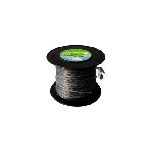 hilo nylon redondo reforzado  200 mts 3.3 mm - rm200-130