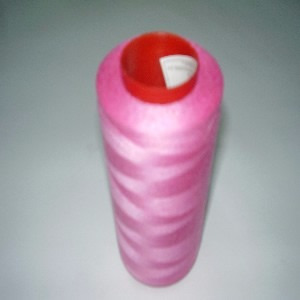 hilo para recta color rosado r167 ven x 2 conos de 4000 mts