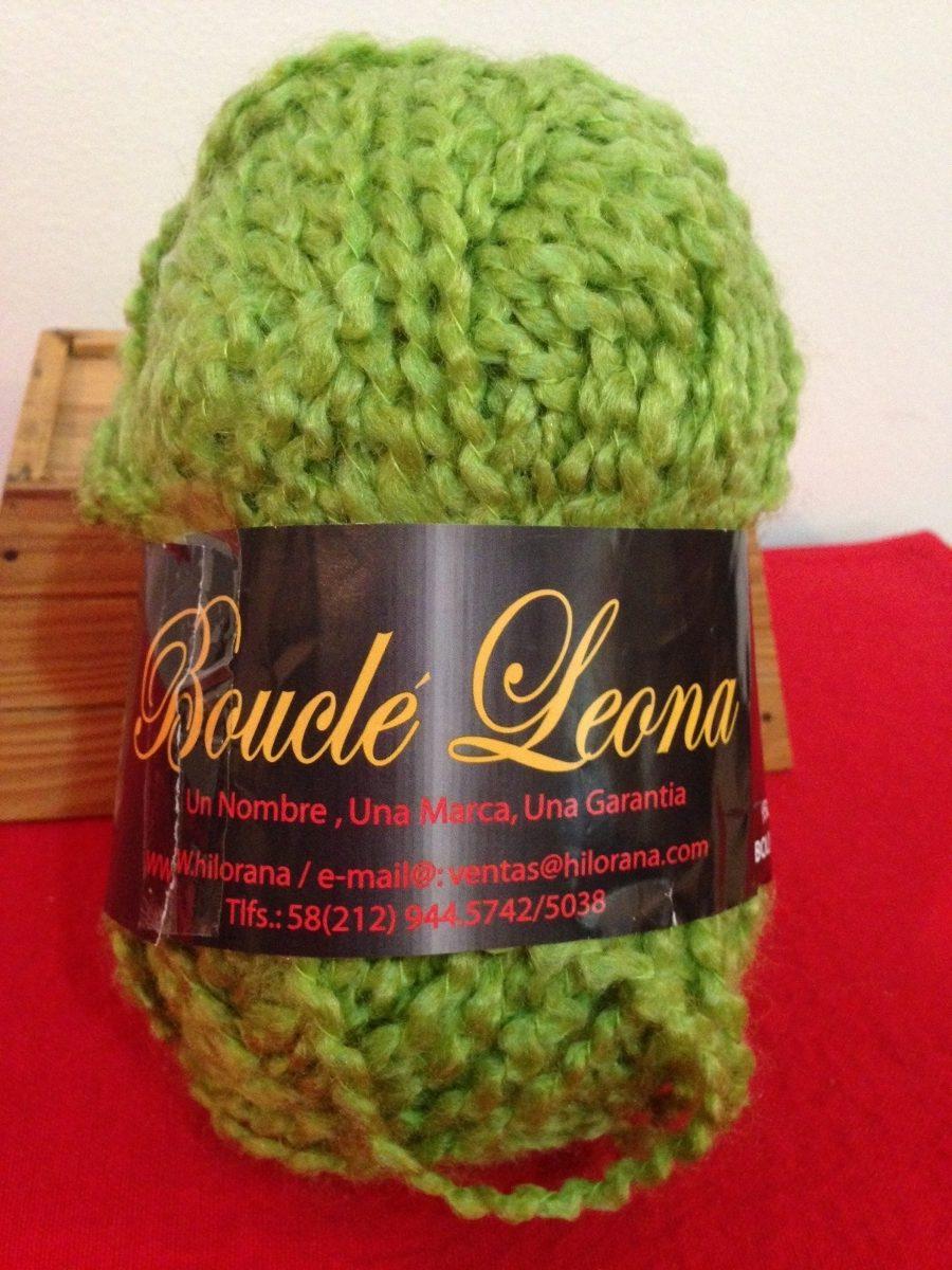 Hilo Para Tejer Crochet 21960c7aff3