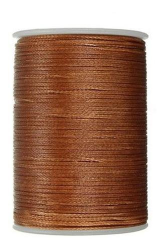hilo poliester encerado cuero piel alta calidad 0.8mm 78m