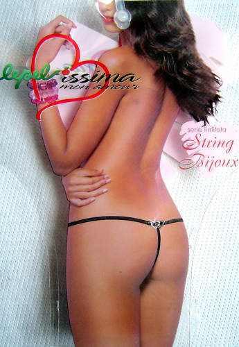 hilo sexy marca italiana lepelissima