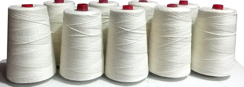 hilo/piola 100% poliester para cosedoras de saco.