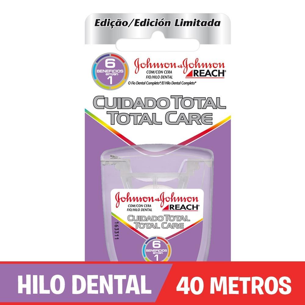 d80e777de hilos dentales reach® cuidado total. Cargando zoom.