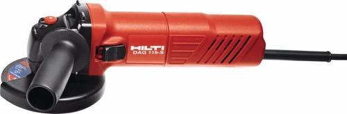 hilti dag 115-s amoladora angular 840 w