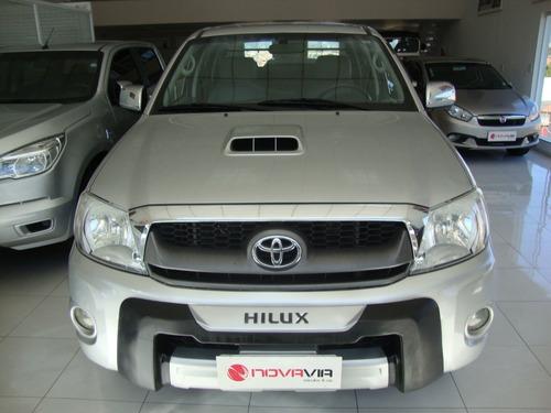 hilux 2010 srv 4x4