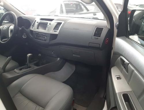 hilux  2013  3.0 srv cab. dupla 4x4 aut. 4p
