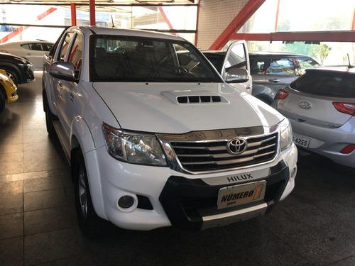 hilux  2013  3.0 srv cab. dupla 4x4 aut. blindada nivel i
