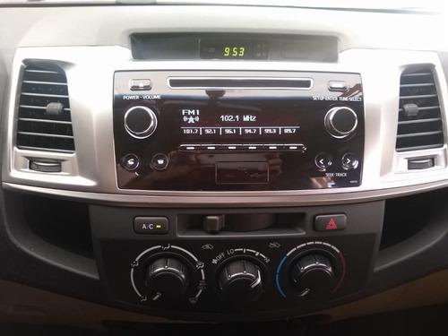 hilux 2014 sw4 2.7 sr 4x2 16v flex 4p automático