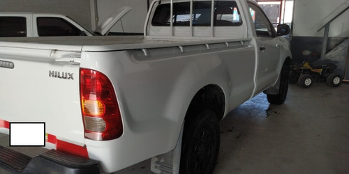 hilux 2.5 cabina simple 2011 - se puede hacer factura a