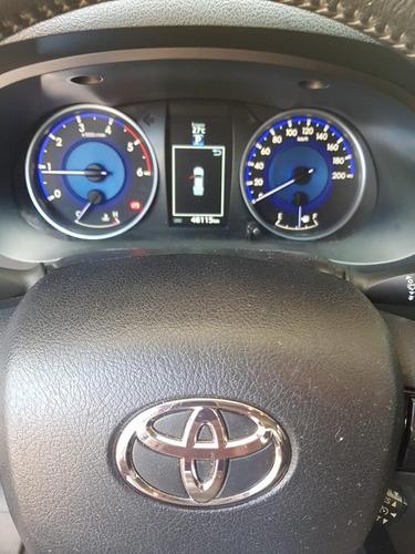 hilux 2.8 srv 2017 cab. dupla 4x4 aut. - 49.000 km