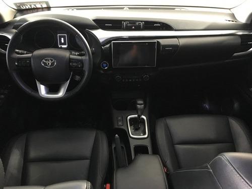 hilux 2.8 srx 4x4 cd 16v diesel 4p automático 93000km