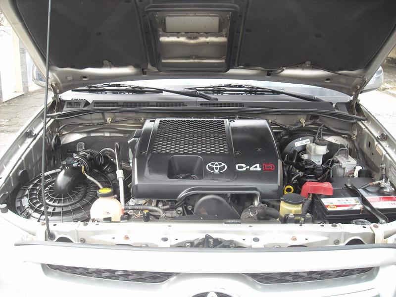 hilux 3.0 diesel automática excelente estado de conservação