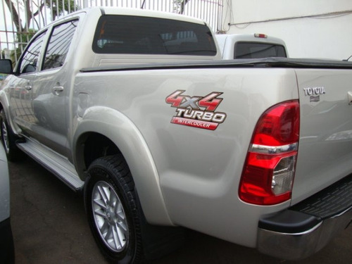 hilux 3.0 srv 4x4 cd 16v turbo intercooler diesel 4p auto...