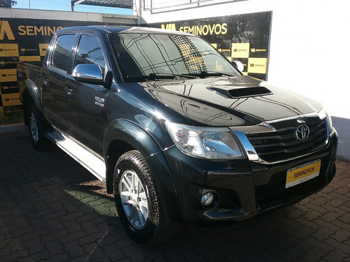 hilux 3.0 srv 4x4 cd 16v turbo intercooler diesel 4p automá