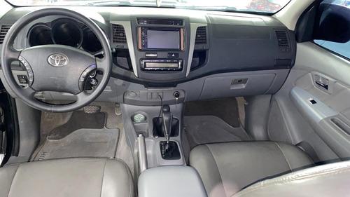 hilux 3.0 srv cab. dupla 4x4 aut. 4p 2010