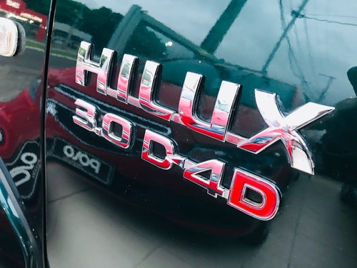hilux 3.0 srv top 4x4 cd 16v turbo