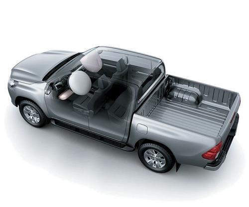 hilux 4x2 dx cabina doble 2.4 tdi caja manual 6 velocidades